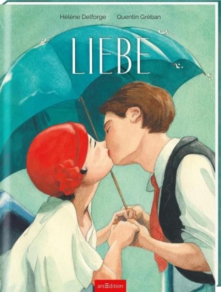 Liebe - Hélène Delforge